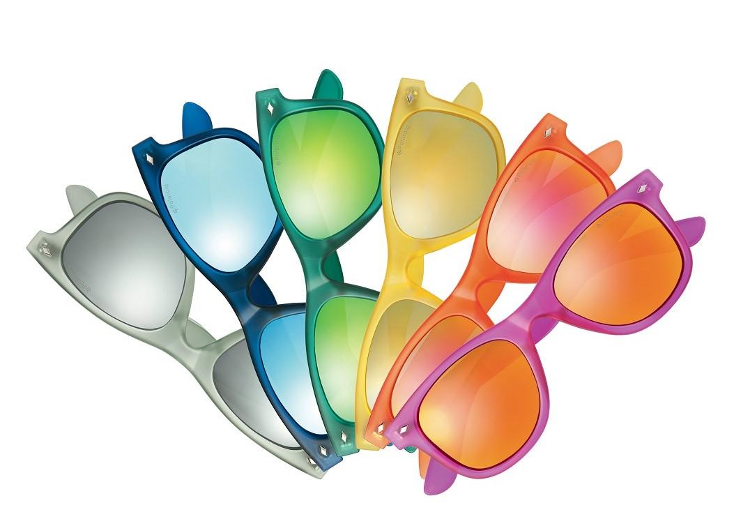 acf8740c73c Colourful Sunglasses from POLAROID