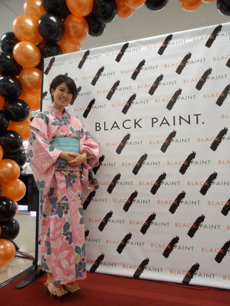 Black Paint Skin Care Malaysia