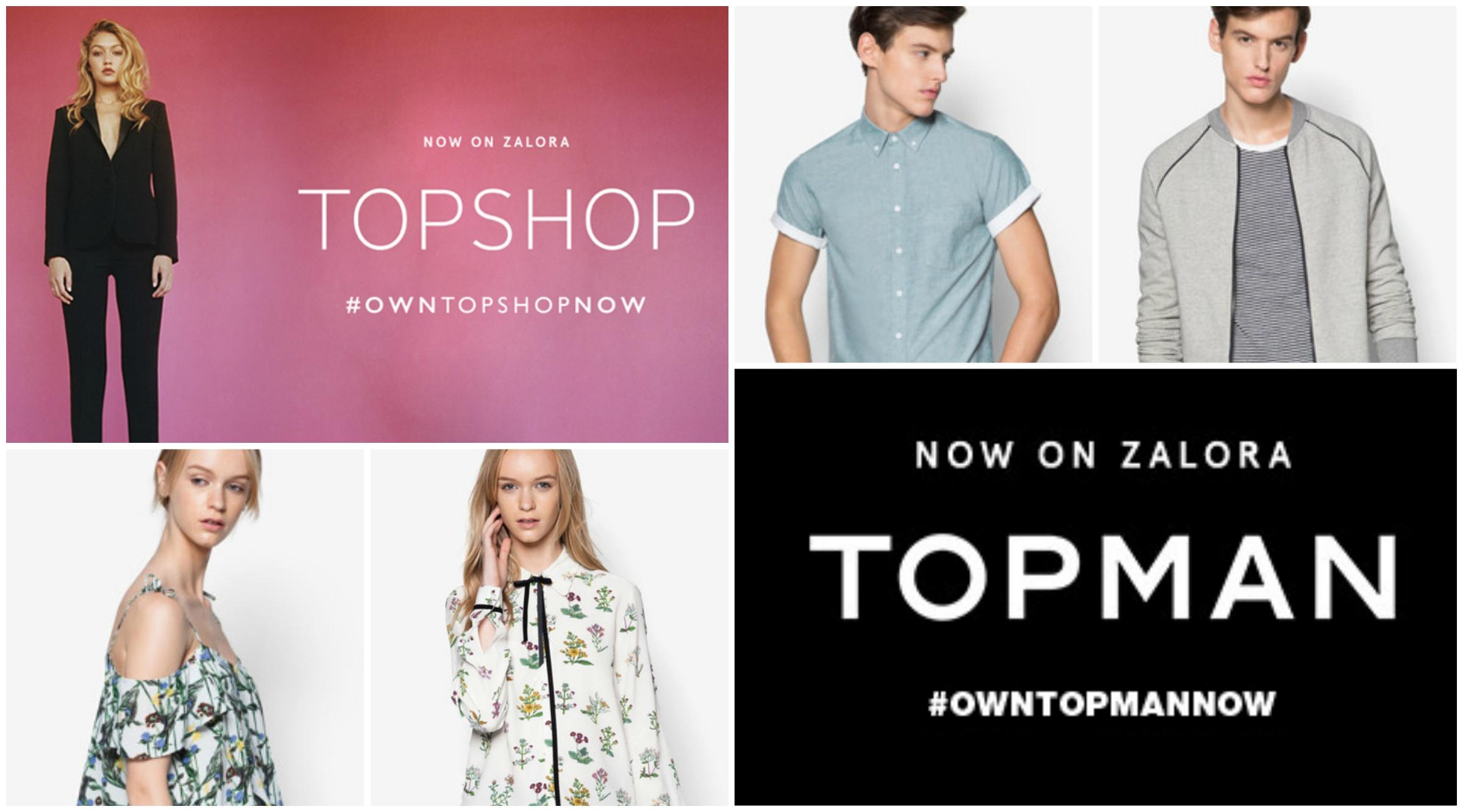 Topshop and topman now available on zalora malaysia pamper topshop and topman now available on zalora malaysia stopboris Choice Image