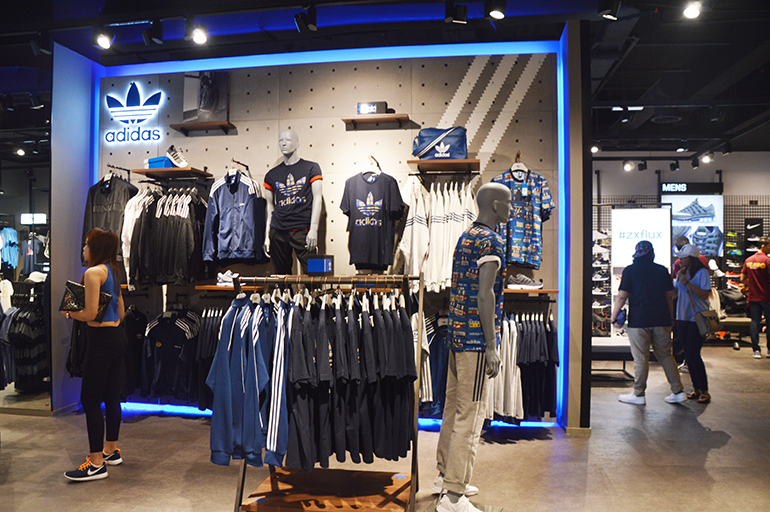 JD Sports - King of Trainers Opens Its First Asia Store in Sunway ... e617e35dab8f3