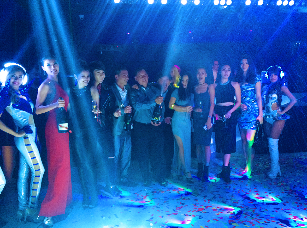 Grand Launch Of Zion Kl Refined Club For All Night Partying Pampermy