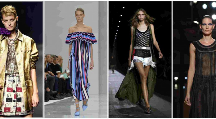 Fashion Trends Spring/Summer 2016