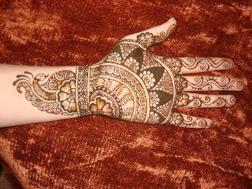 Henna Mehndi Love : Images about i love henna 😉 on we heart it see more