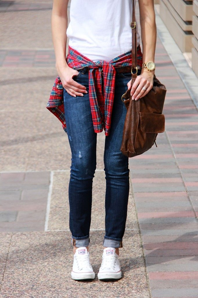 How to Wear and Pull-Off Converse Sneakers  84ea414c0