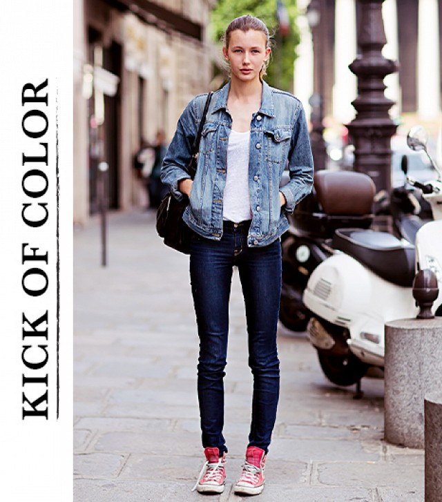 0f3a4ef228a How to Wear and Pull-Off Converse Sneakers