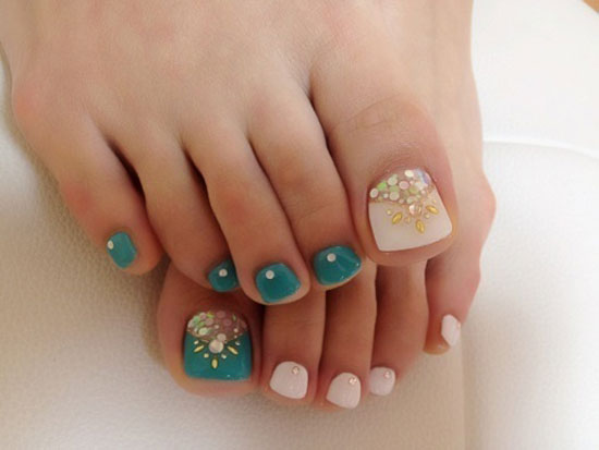 Nail Art Designs For Your Toes Pamper