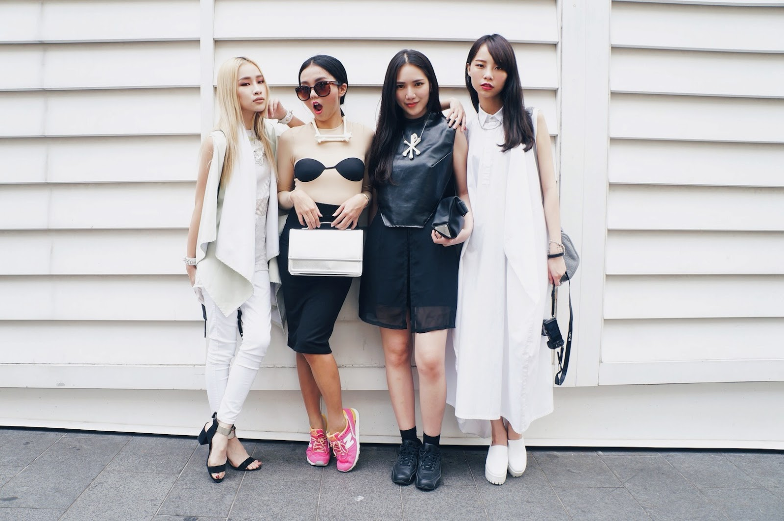 What to wear to a fashion show casting