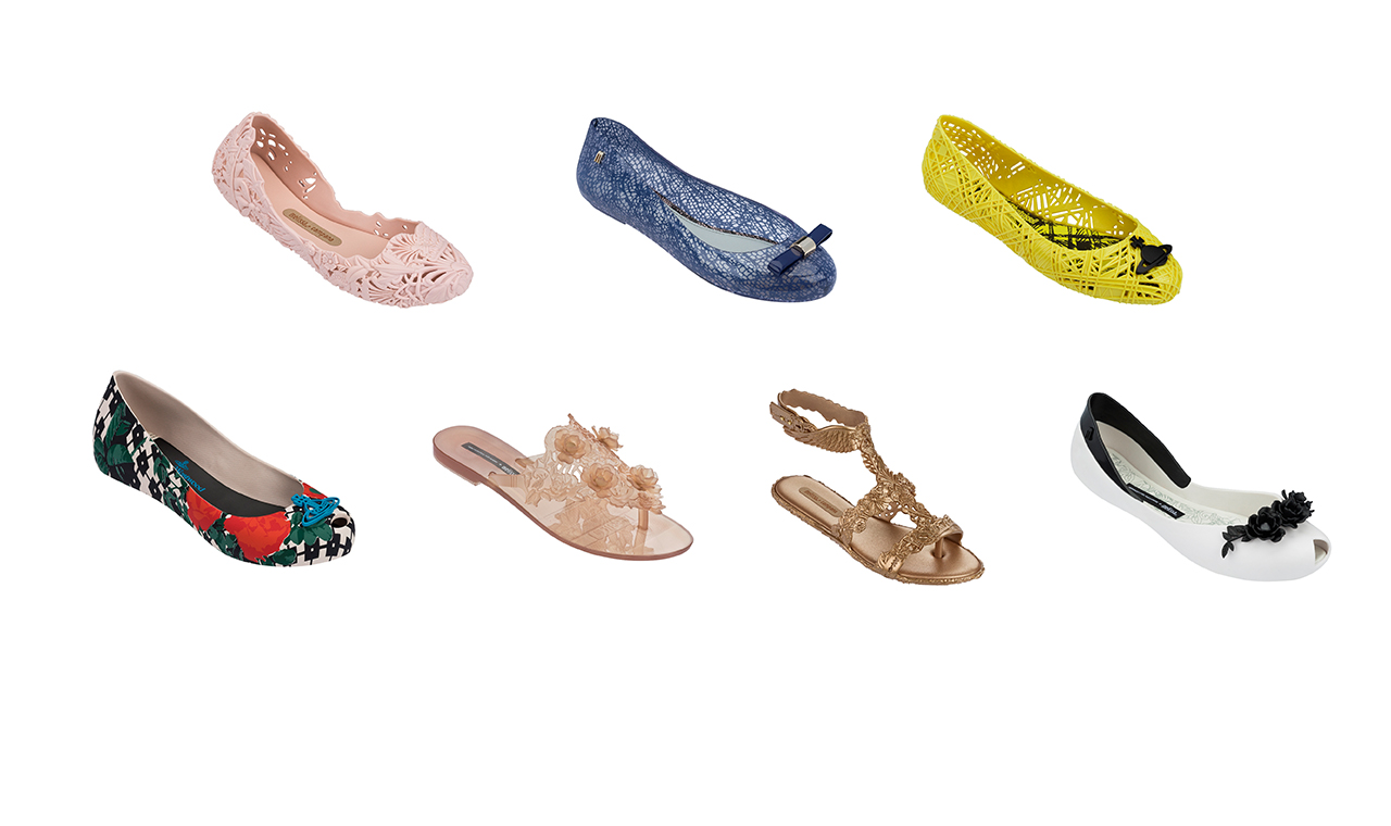 Melissa Shoes Designers Collection For Ss2016 Online