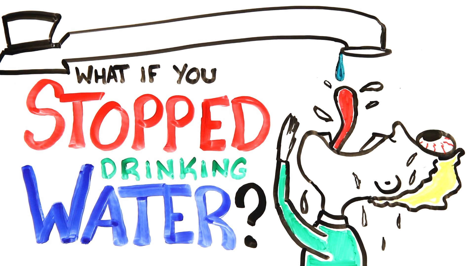 What Happens When You Drink Too Much Water Before Bed