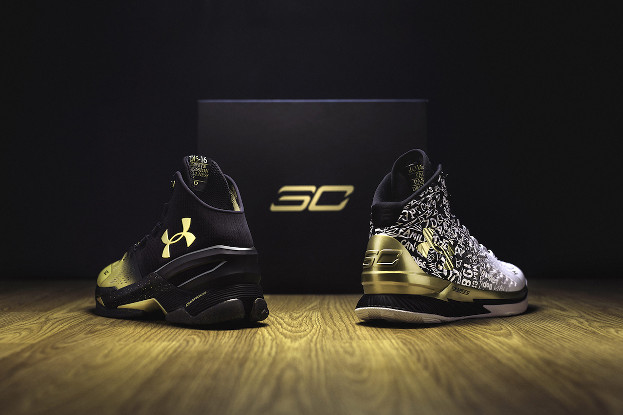 9e9f20cb2246 Under Armour Honours MVP Stephen Curry with Limited Edition Back 2 ...