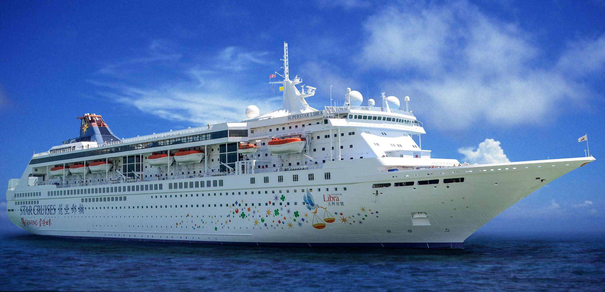 Star Cruises Superstar Libra Returns To Penang Homeport