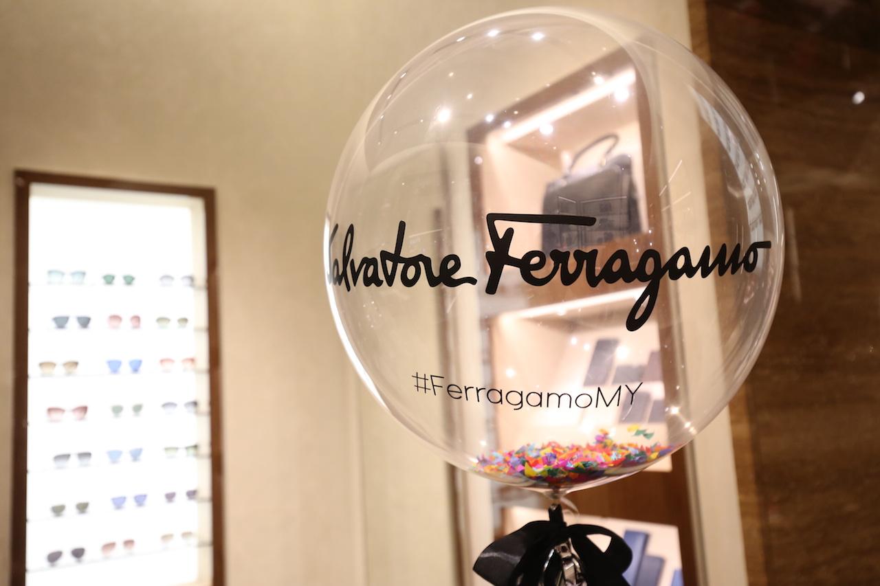 f5f0a14cdeee Salvatore Ferragamo A W 2016 Collection Showcase in Malaysia