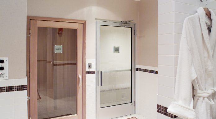 To Head To The Sauna or Steam Room First?