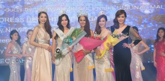 Miss Malaysia Global Beauty Queen 2016