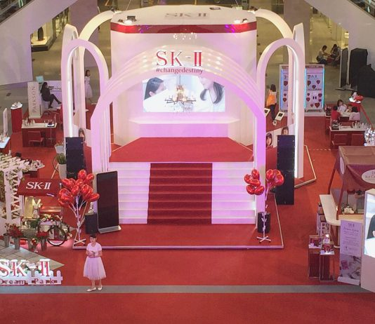 Explore SK-II's Dream Park To Take Charge Of Your Destiny