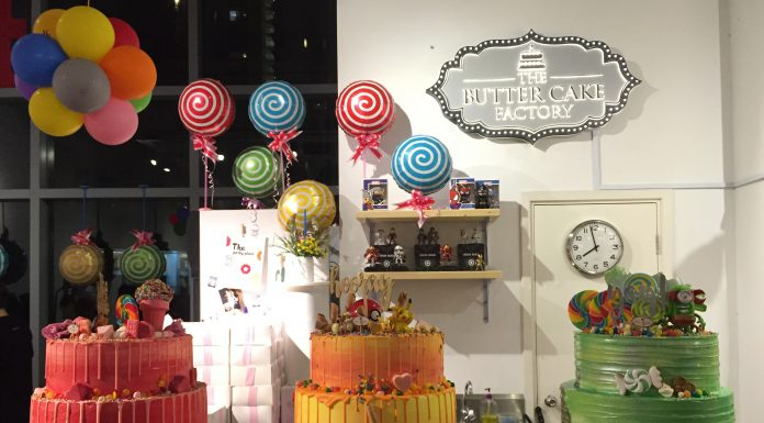 The Buttercake Factory Launch