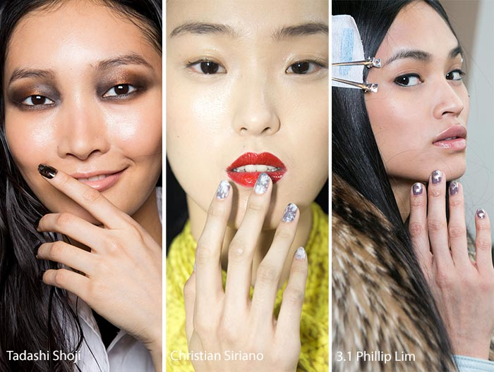 Bored Of The French Mani? Try These Autumn/Winter 2016 Nail Looks ...