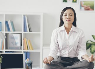 5 Easy Yoga Poses To Help You Destress At Work