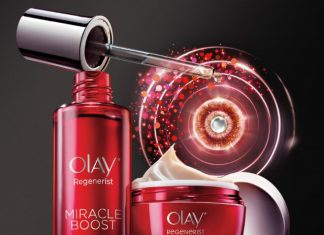 Olay Regenerist Miracle Duo–Pre-Essence and Micro-Sculpting Cream