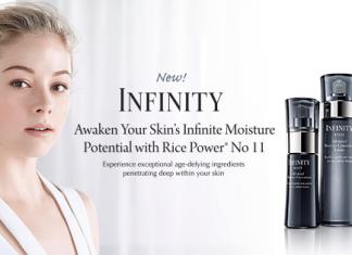 Awaken Your Skin's Moisture Potential With Kosé INFINITY's Advanced Moisture Range