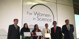 L'Oréal Malaysia Celebrates Its 11th L'Oréal-UNESCO For Women in Science Award Pamper.My