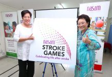 The National Stroke Association of Malaysia (NASAM) Organized The Stroke Games – A First In Malaysia