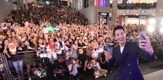 Kim Rae Won From Hit Drama, Doctors, Charms Malaysian Fans