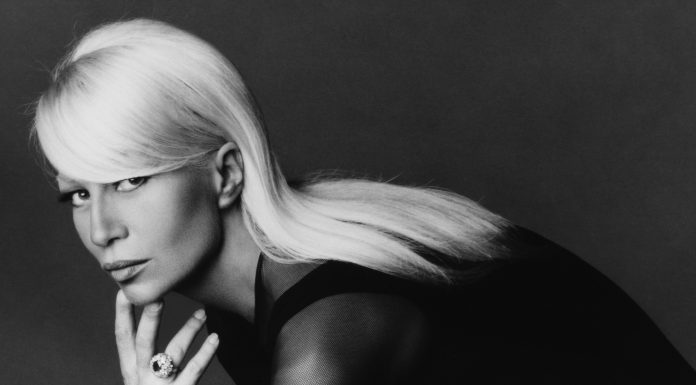 DONATELLA VERSACE - A Long Awaited And Highly Intimate Visual History of Versace