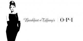 Channel Audrey Hepburn this Holiday Season with OPI's 'Breakfast at Tiffany's' Collection