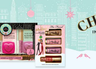 Celebrate Christmas In New York Style With Too Faced Christmas 2016 Collection - Pamper.My