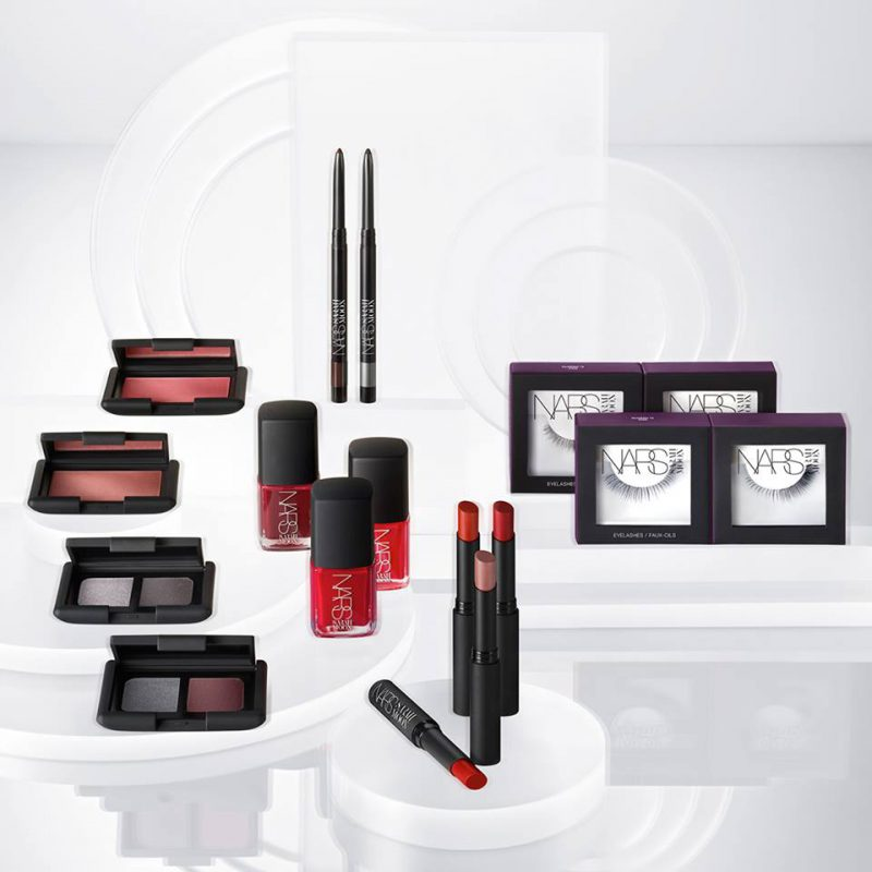 Sarah Moon for NARS Holiday 2016 Collection - Pamper.My