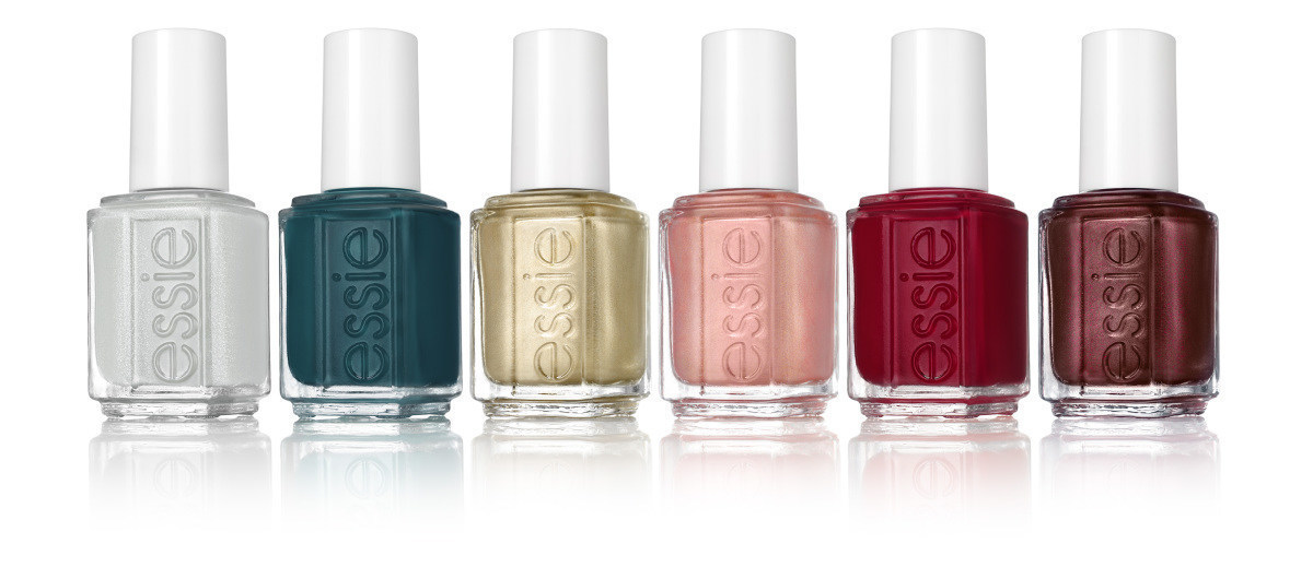 Essie's New 2016 Winter Nail Colours   Pamper.My