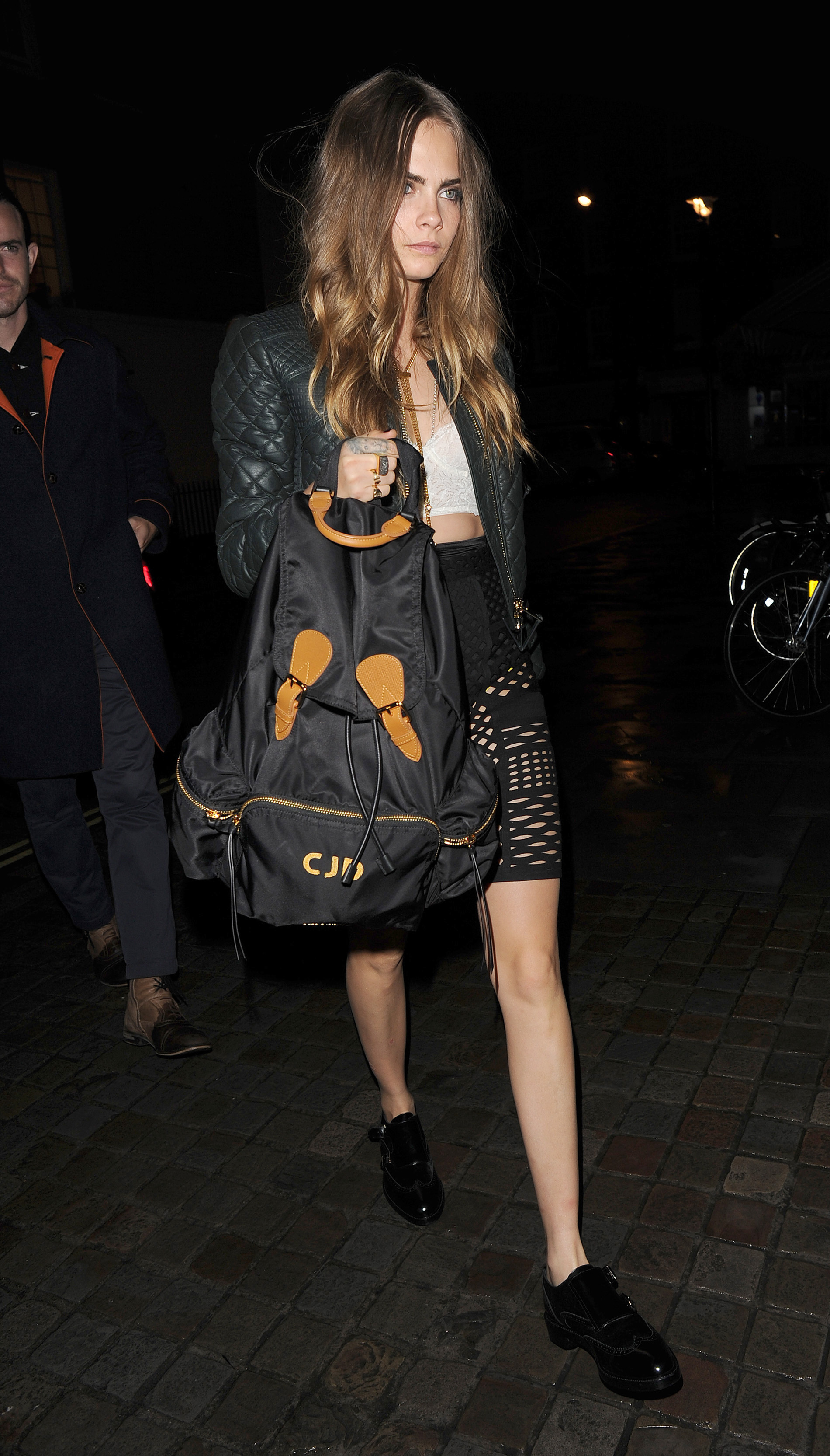 burberry rucksack  the new it bag