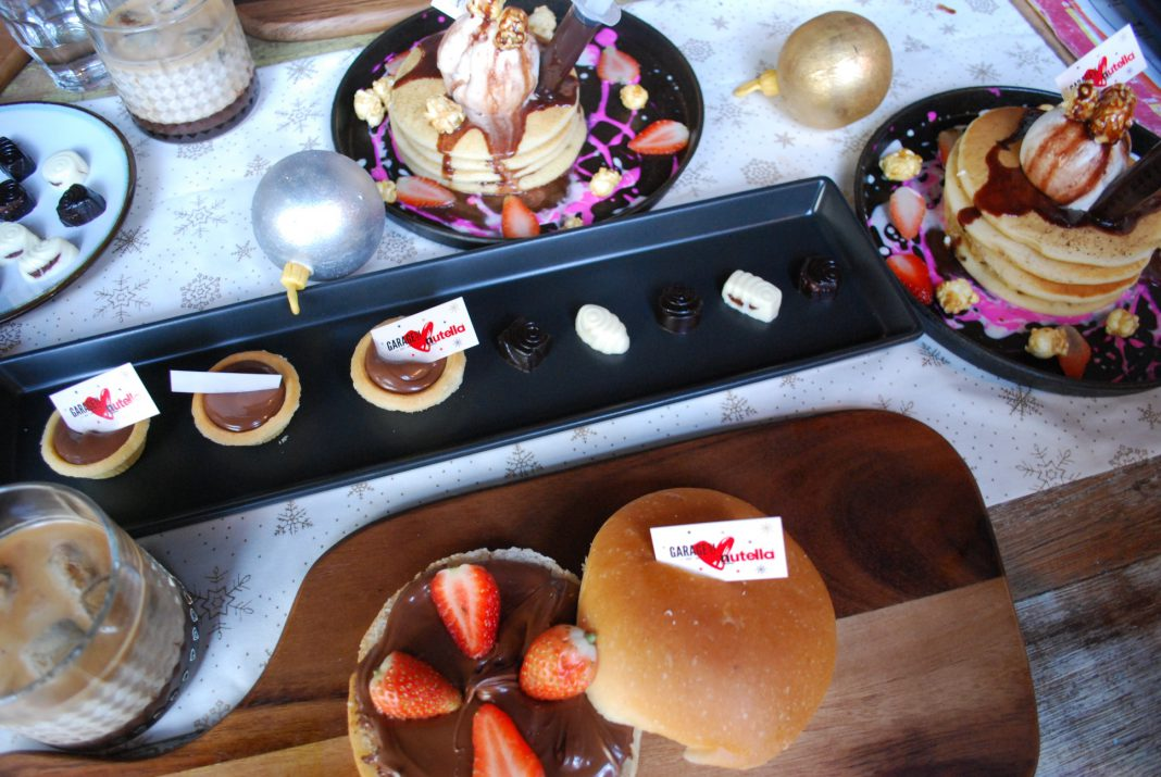 garage 51 malaysia. garage 51 join hands with nutella malaysia to launch special christmas menu d