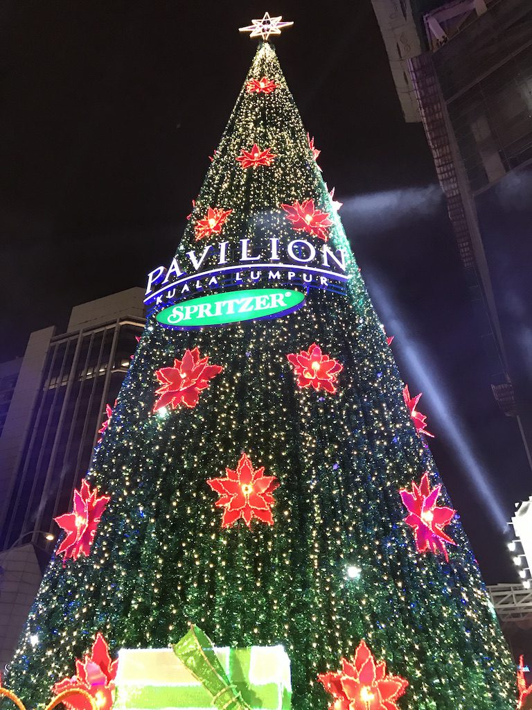 Tallest Christmas Tree In The World
