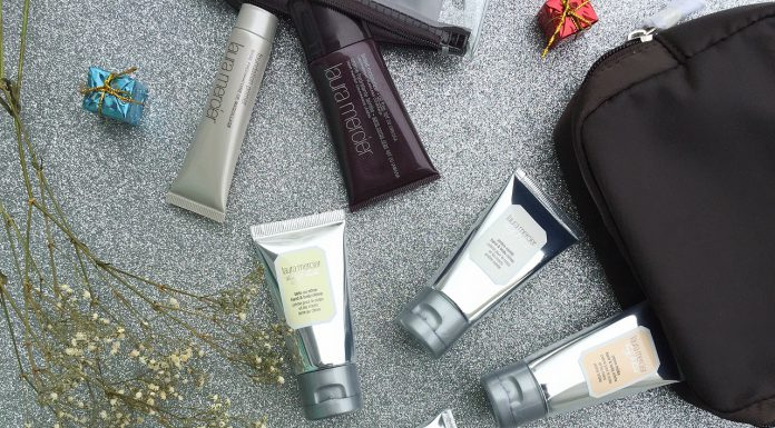#HolidayGiveawayPamperMy: Have A Jolly Christmas With These Goodies From Laura Mercier