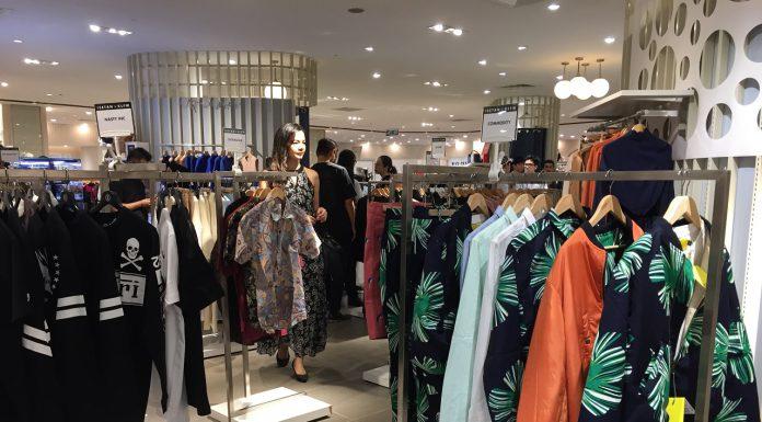 ISETAN X KLFW Pop Up Store Fashion Showcase - Pamper.My