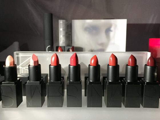 Sarah Moon for NARS Holiday 2016 collection launch - Pamper.My