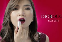 Rouge Dior Fall 2016 - Pamper.My