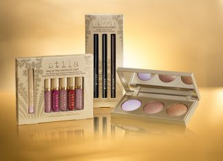 Shine Bright With Stila TRANSCENDENCE, Be The Light Holiday 2016 Collection - Pamper.My