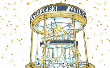 Witness The World's First Swarovski-Crystallised Merry Go Round In Pavilion KL From November 17 - Pamper.My
