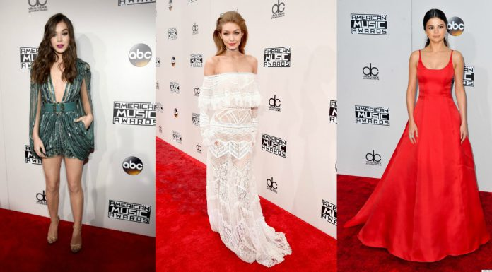 American Music Awards 2016: Best Dressed Stars - Pamper.My