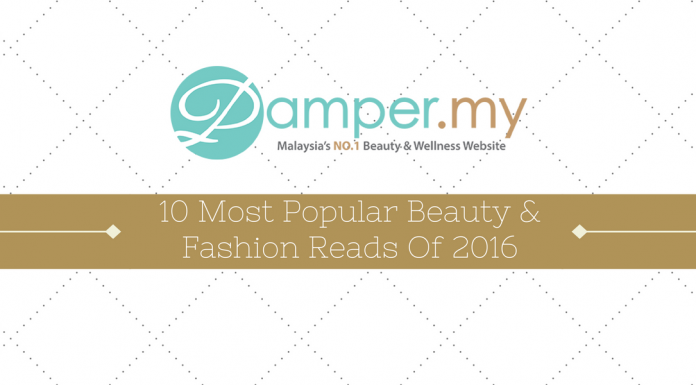 Our 10 Most Popular Beauty & Fashion Reads Of 2016 - Pamper.My