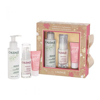Caudalie Christmas 2016, Hydrating & Soothing Stars Set (RM170) - Pamper.My