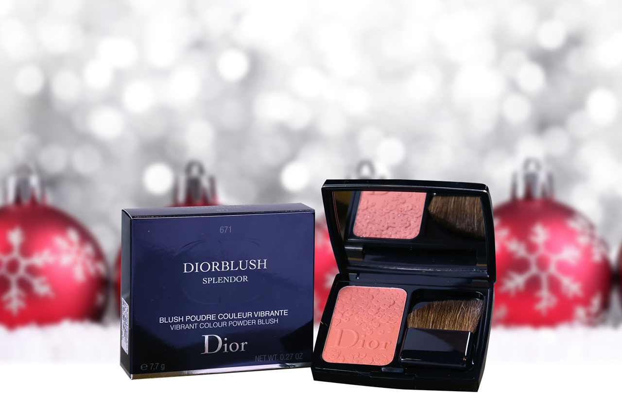 Dior Splendor Holiday 2016 (Diorblush Splendor 671) - Pamper.My