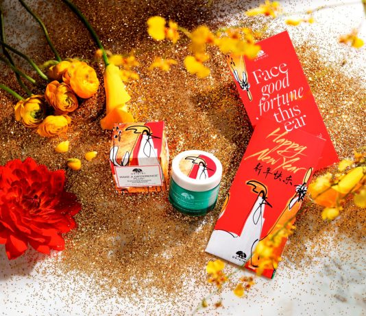 Welcome The Year Of The Rooster Together With Origins Make A Difference™ Plus+ Rejuvenating Treatment - Pamper.My