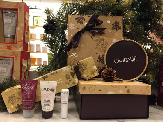 Caudalie Christmas 2016, Body Essentials Cracker (RM39) - Pamper.My
