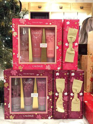 Caudalie Christmas 2016, Fresh Fragrance Set (RM135) - Pamper.My
