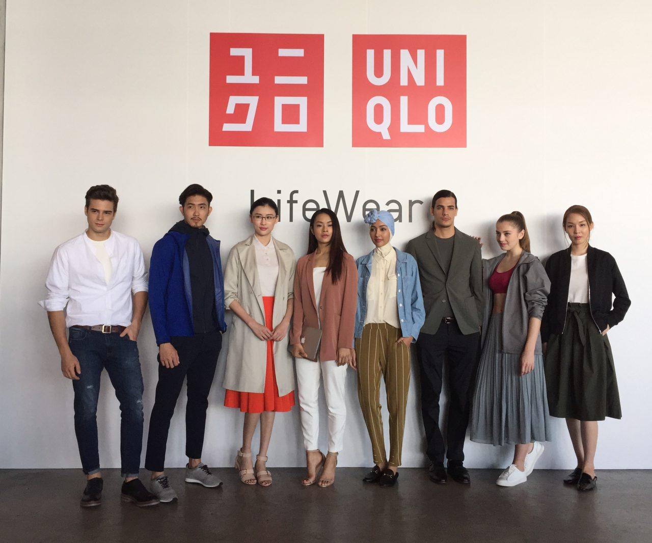 Quality & Comfort, A Look At UNIQLO LifeWear Day Spring ...