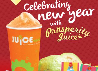 Let's Juice Up On Prosperity To Welcome The New Year! - Pamper.My